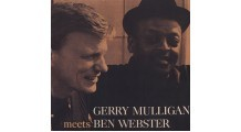 Gerry Mulligan & Ben Webster - Gerry Mulligan & Ben Webster 180 gram LP