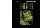 Jackie McLean-Capuchin Swing 45 RPM LP