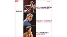 Sir John Barbirolli - Elgar: Cello Concerto/Sea Pictures