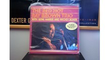 Ray Brown - The Red Hot Ray Brown Trio - Groove Notes - GRN 1028 45 RPM LP