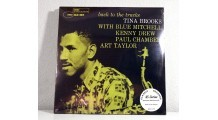 Tina Brooks Back To The Tracks Classic Audiophile 45 RPM Sealed 4 LP One Sided