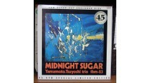 Tsuyoshi Yamamoto Trio - Midnight Sugar - 45 RPM - Double LP  Limited edition numbered - Collector item