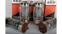Audio Research REF-110 Power Tubes Set - Winged C 6550 + 6H30P-DR Super Tubes