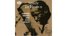 Clifford Brown & Max Roach - A Study In Brown - Japan press 200 gr. LP