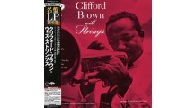 Clifford Brown - Clifford Brown With Strings - Japan press LP