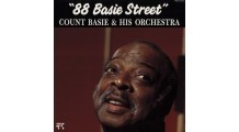 Count Basie His Orchestra- 88 Basie Street - 45rpm LP