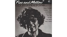 Ella Fitzgerald - Fine and Mellow - 45 rpm LP