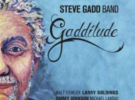 Steve Gadd Band - Gadditude Double Vinyl - Audiophile pressing + Download