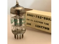 GE 12AT7WB - ECC81- 6201 NOS TUBE