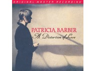 Patricia Barber - A Distortion of Love GAIN 2  Mobile Fidelity Ultra Analog 180g 2LP