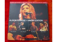 Alison Krauss and Union Station - Live - MFSL