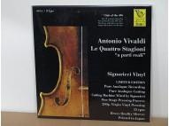 Fone Ensemble - Vivaldi: Le Quattro Stagioni - FONE-001  LP