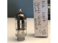 RCA 12AX7 ECC83 BLACK PLATE D-GETTER TUBE