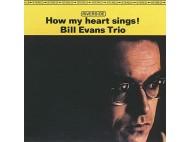 Bill Evans Trio - How My Heart Sings - 45 rpm
