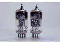 MATCHED PAIR MULLARD GZ34 5AR4 UNUSED INBOX - TESTED f32