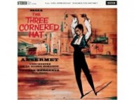 Ernest Ansermet - de Falla: The Three-Cornered Hat - 180 gr LP
