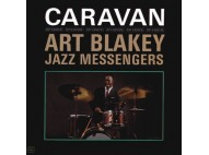 Art Blakey & The Jazz Messengers - Caravan 45 RPM Vinyl LP